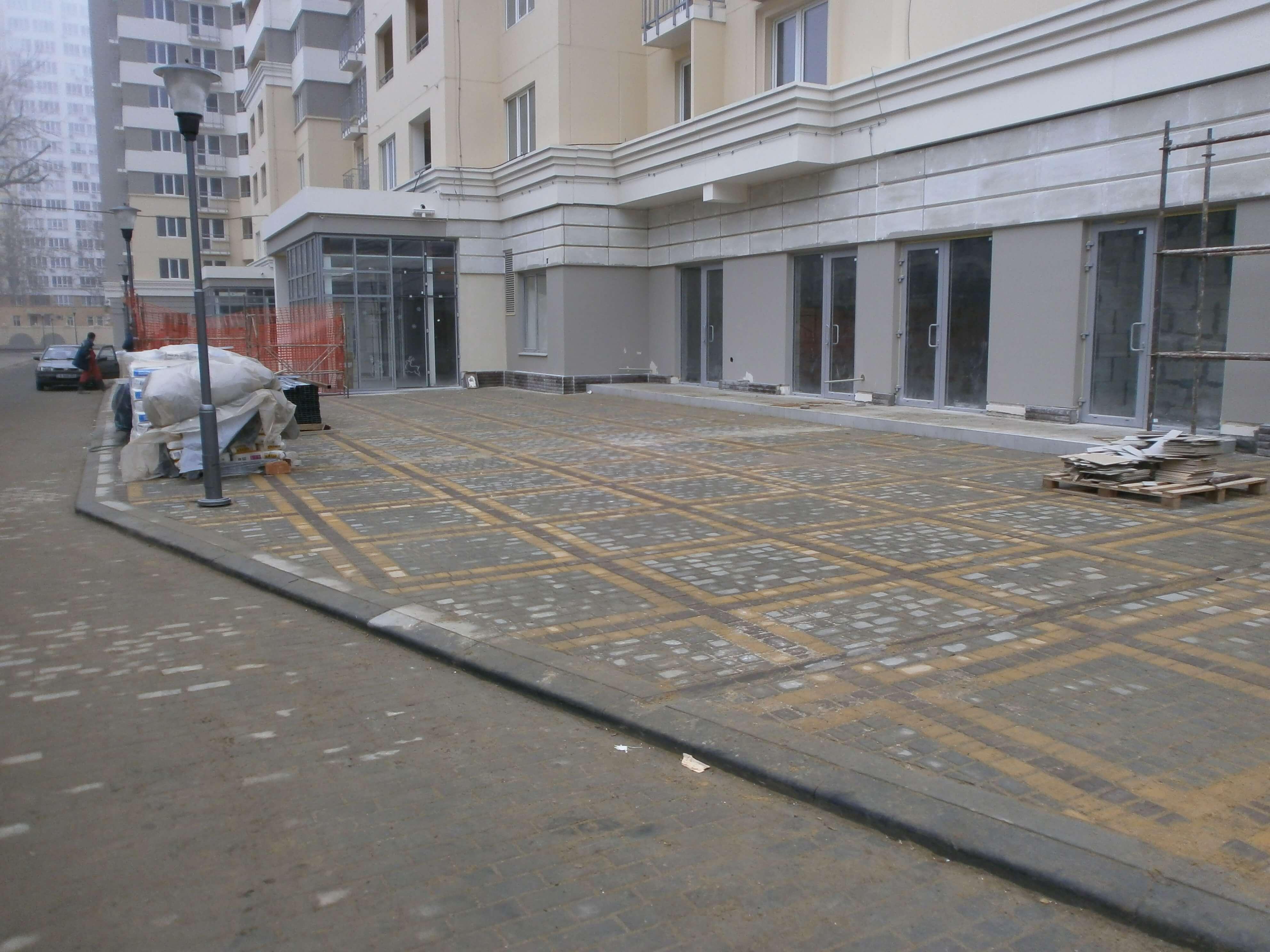 Кровельные работы для ЖК «Звездный городок 2», ул. Маршала Говорова, 10 -фото 2