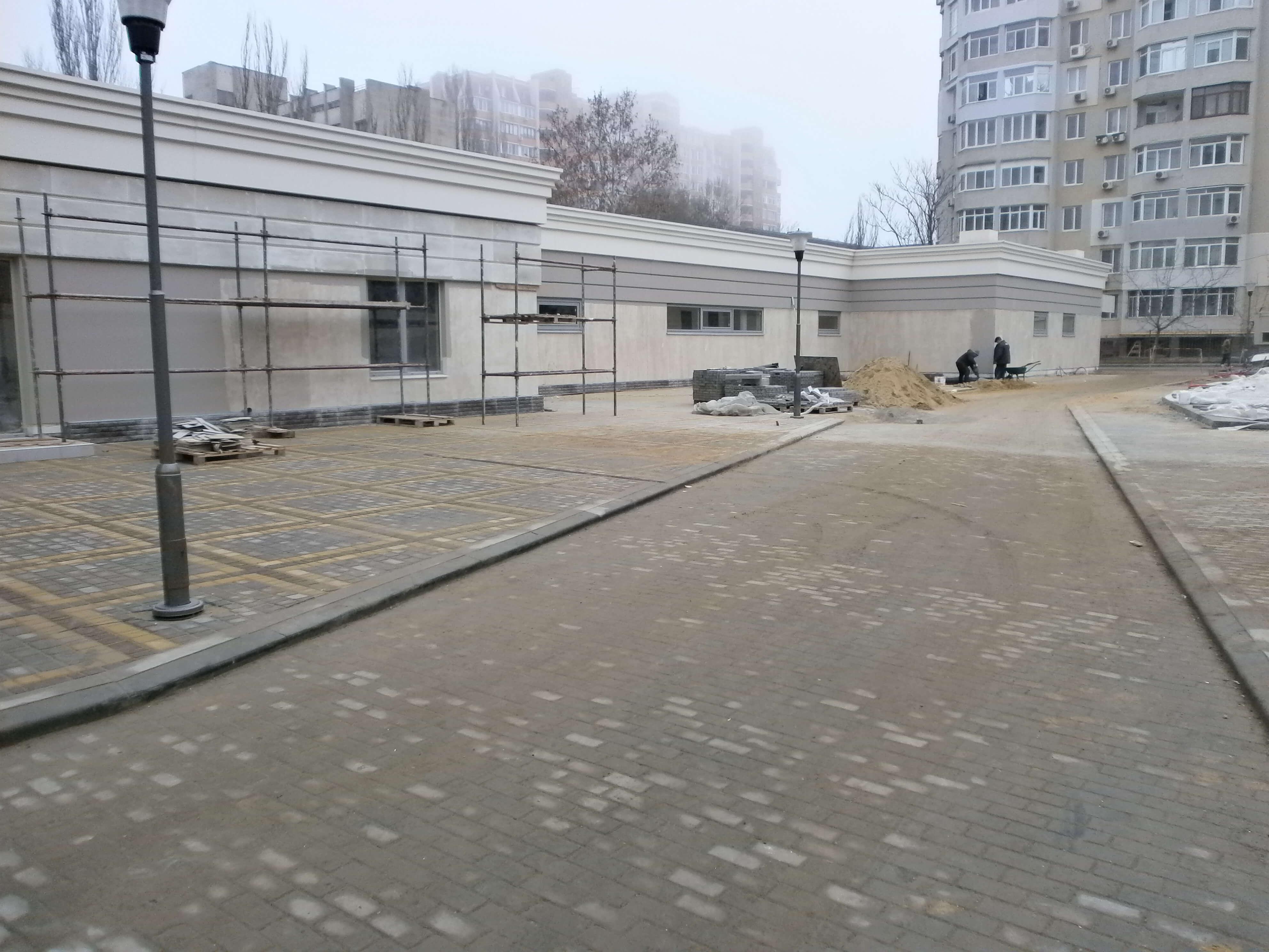 Кровельные работы для ЖК «Звездный городок 2», ул. Маршала Говорова, 10 -фото 3
