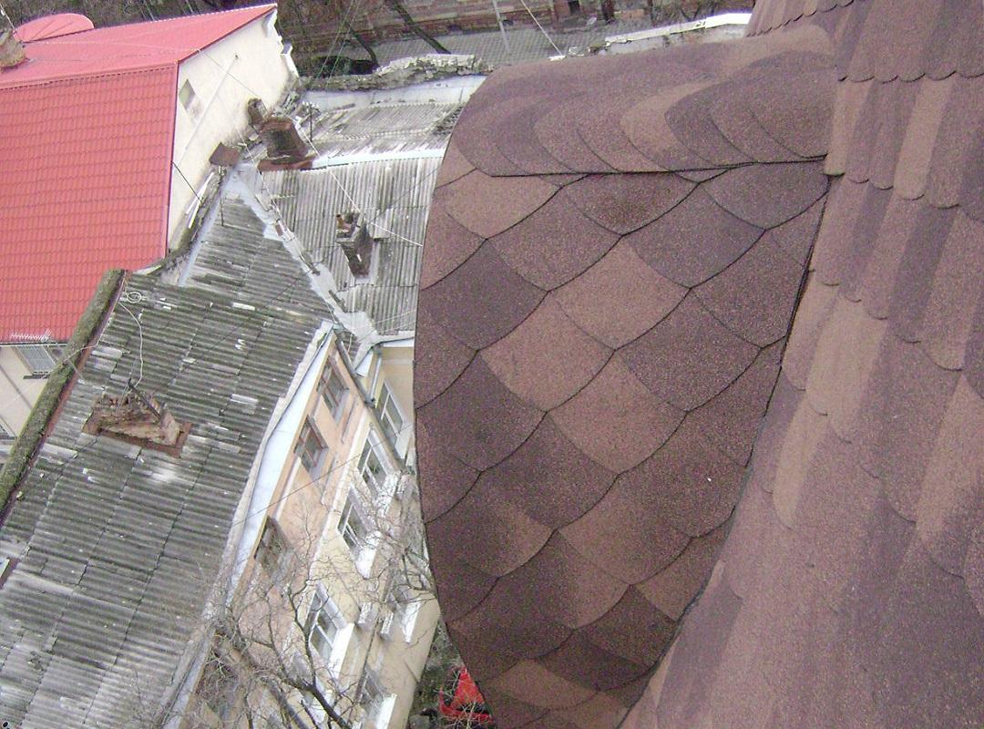Кровельные работы для Современный многоэтажный Жилой Дом, ул. Катная, 11 - фото 13