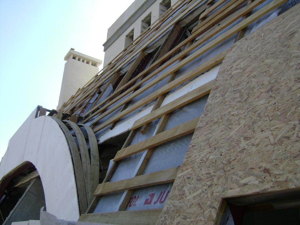Кровельные работы для Современный многоэтажный Жилой Дом, ул. Катная, 11 - фото 3