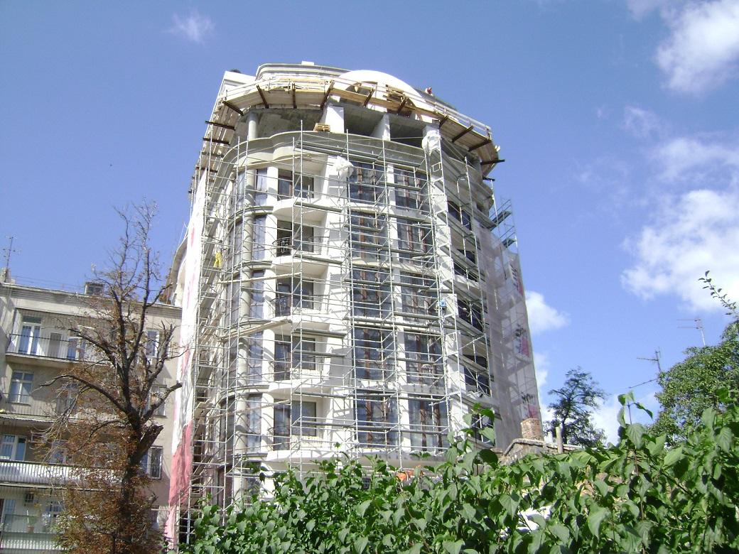 Кровельные работы для Современный многоэтажный Жилой Дом, ул. Катная, 11 - фото 4