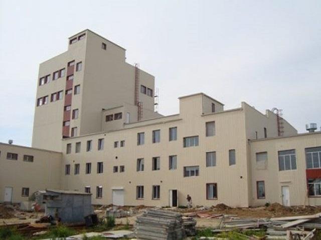 Кровельные работы для Завод «УкрКава» г. Черноморск - фото 2