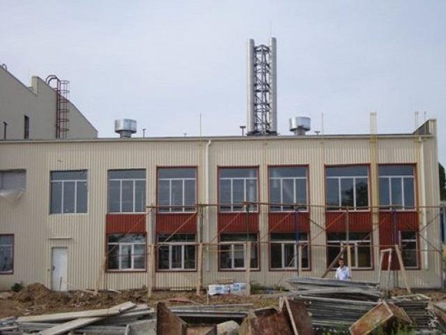 Кровельные работы для Завод «УкрКава» г. Черноморск - фото 3