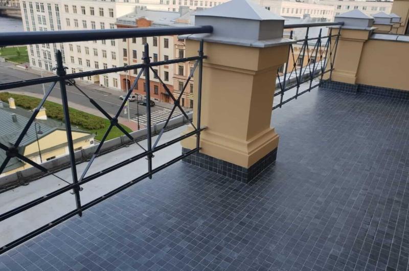Гідроізоляція балконів і тераси в Одесі на Exte.in.ua