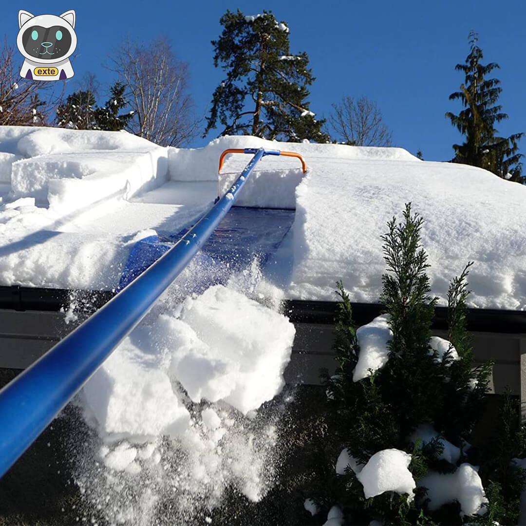 снегоуборочная рамка со шлейфом