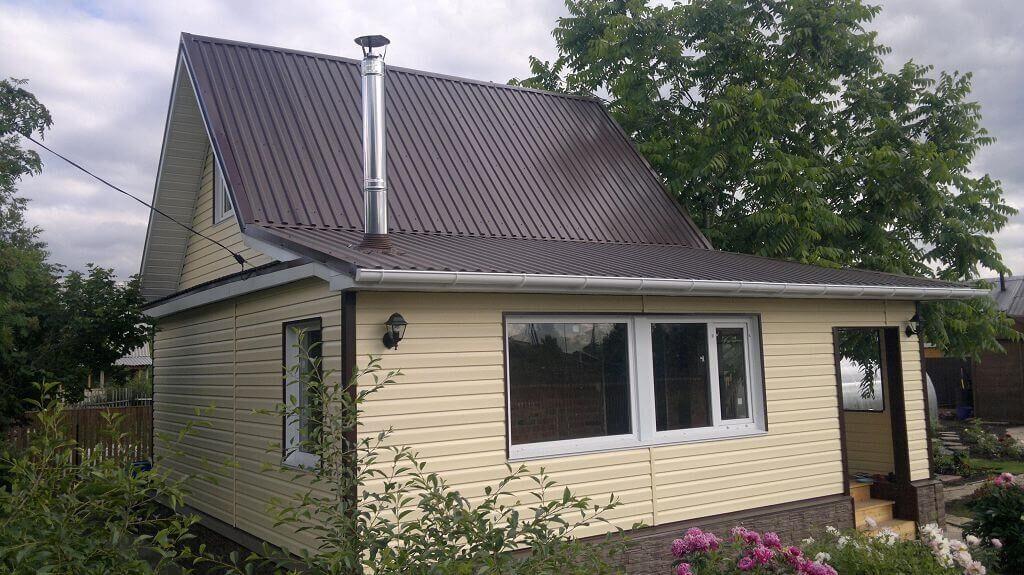 Профнастил для даху: критерії вибору